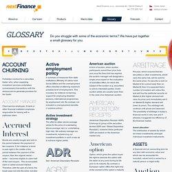 Next Finance