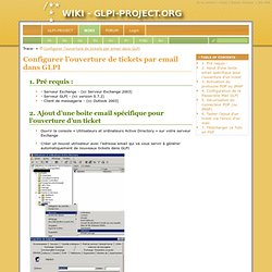 GLPI-Wiki/wiki/doku.php?id=fr:config:exchange