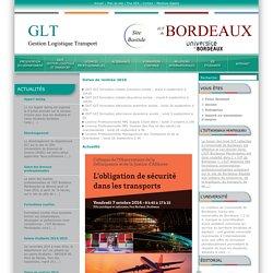 GLT - IUT Bordeaux Montesquieu