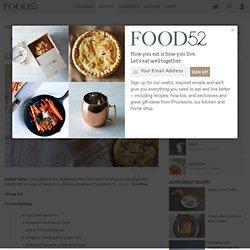 Gluten Free/Vegan Mini Peach Breakfast Cobblers recipe on Food52.com