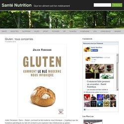 Gluten : tous concernés