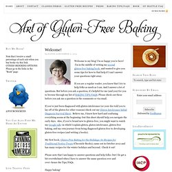 Art of Gluten-Free Baking — formerly Four Chickens