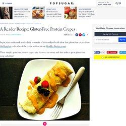 Gluten-Free Crepe Recipe