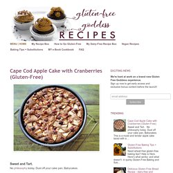 Karina-s Kitchen- Recipes from a Gluten-Free Goddess