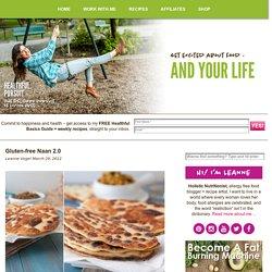 Gluten-free Naan 2.0