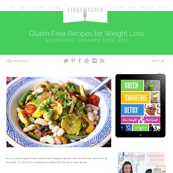 Gluten Free Recipes for Weight Loss