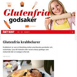 Glutenfria krabbelurer
