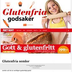 Glutenfria godsaker
