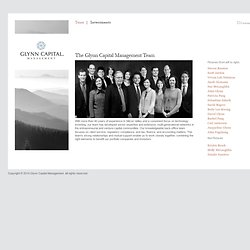 Glynn Capital Management : Our Team