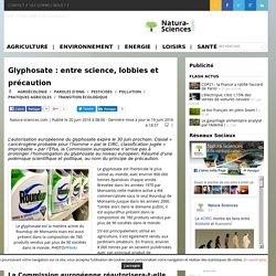 Glyphosate : entre science, lobbies et précaution