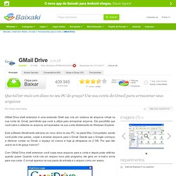 GMail Drive download