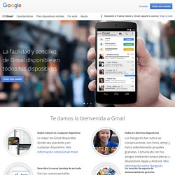 Gmail : la messagerie de Google