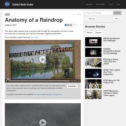 GMS: Anatomy of a Raindrop