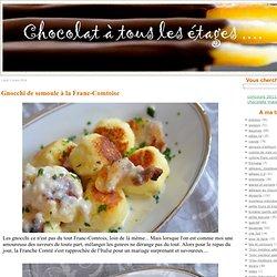 Gnocchi de semoule à la Franc-Comtoise