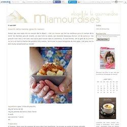Gnocchi della mamma (gnocchi maison) - Miamourdises