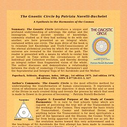 The Gnostic Circle by Patrizia Norelli Bachelet