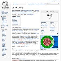GNU C Library