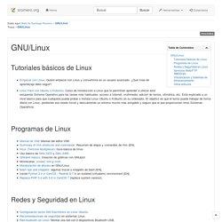 GNU/Linux [sromero.org]