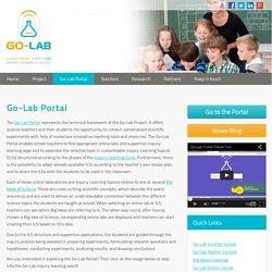 Go-Lab Portal