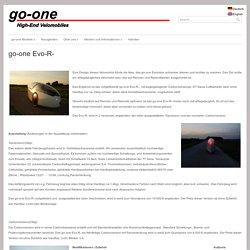» go-one Evo-R- Go-One Velomobiles