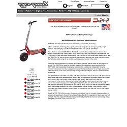 Go-Ped - ESR-750