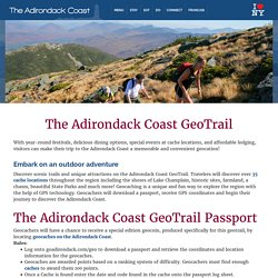 The Adirondack Coast GeoTrail