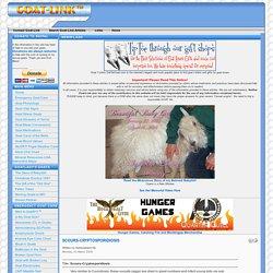 Goat-Link.com - Scours-Cryptosporidiosis