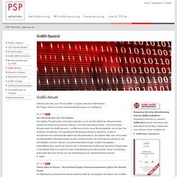 Aktuell / GoBD / PSP-Services / PSP München