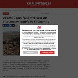 Göbekli Tepe : les 5 mystères du plus ancien temple de l'humanité