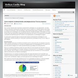 Helkyn Coello Blog