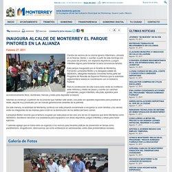 Gobierno Municipal de Monterrey, Nuevo León