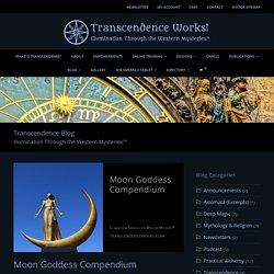 Moon Goddess Compendium