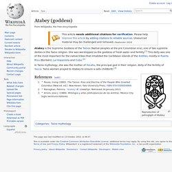 Atabey (goddess)
