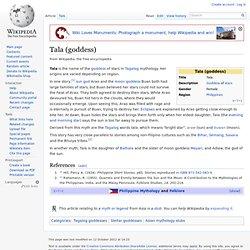 Tala (goddess)