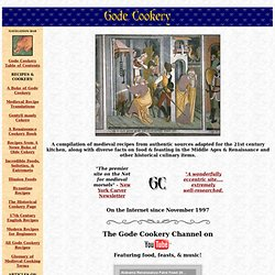 Gode Cookery