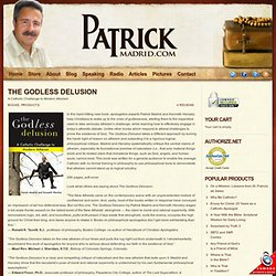 The Godless Delusion : Patrick Madrid
