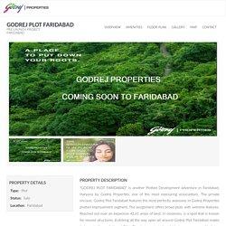 Godrej Plot Faridabad