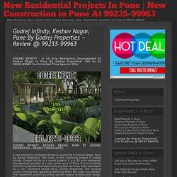 Godrej Infinity Godrej Properties