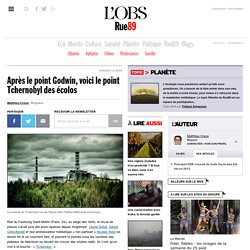 Aprés le point Godwin, voici le point Tchernobyl des ?colos