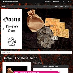 Goetia - The Card Game