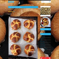 Golden Charms of Buttery Brioche