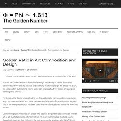 Art and applications of Phi, the golden ratio
