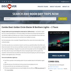 Combo Deal - Golden Circle and Northern Lights
