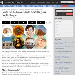 How to Use the Golden Ratio in Design (with Examples)