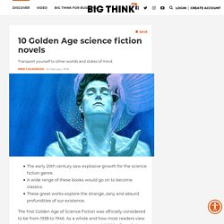 10 golden age science fiction novels