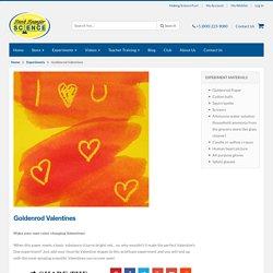 Goldenrod Valentines - The Lab