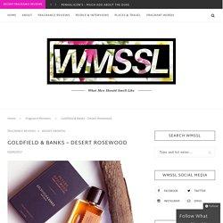 Goldfield & Banks – Desert Rosewood