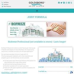 Arthritis & Joint Support Formula - Glodsboro Spine Center
