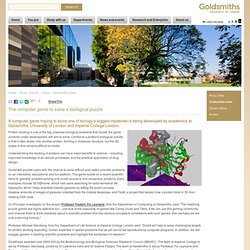 Goldsmiths news