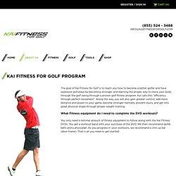 Golf Fitness Program Workout
